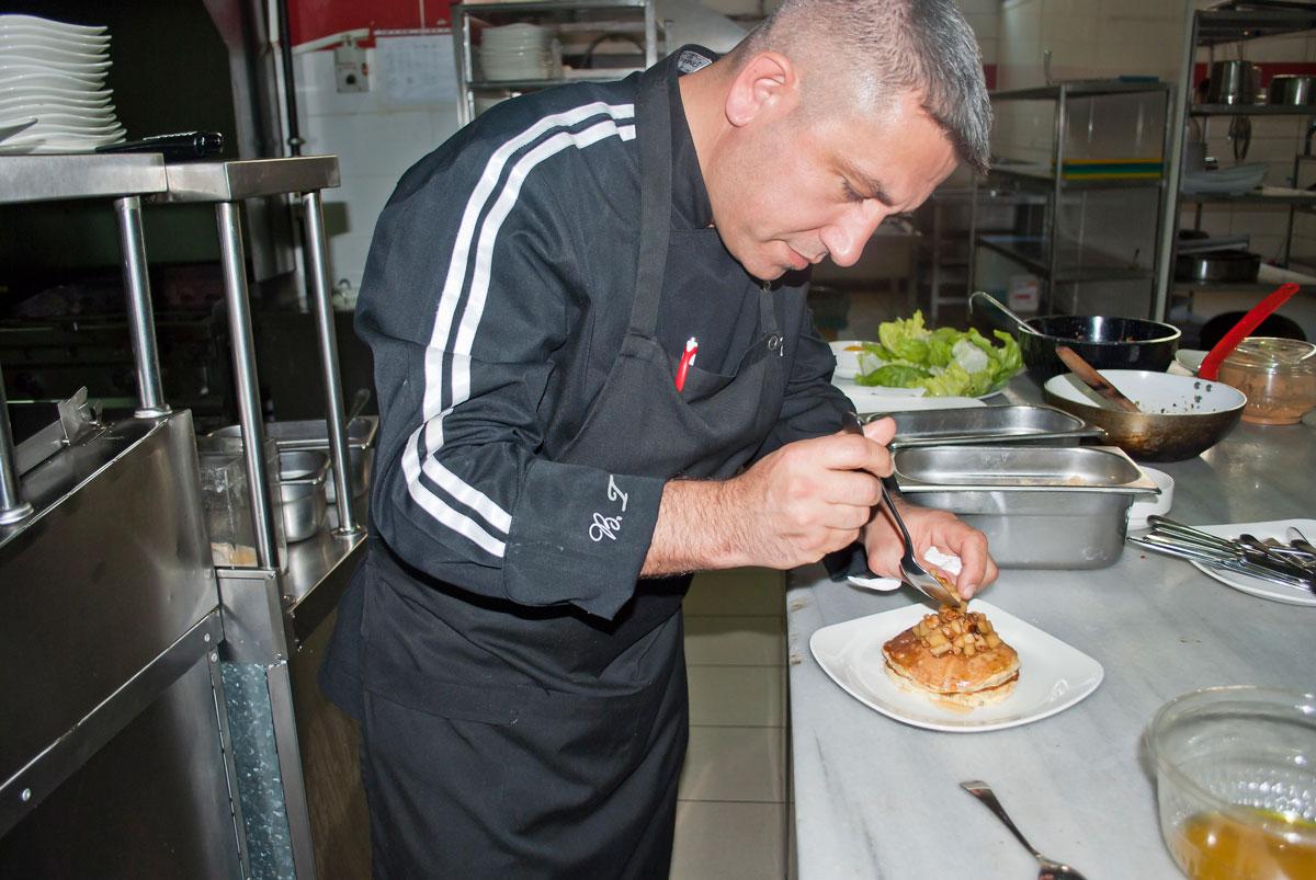 Executive Chef Bülent Tokatlı